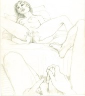 Free porn pics of From my private sketchbooks. 1 of 10 pics