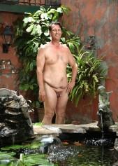 Free porn pics of Nudist Dad 1 of 2 pics