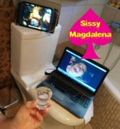 Free porn pics of Sissy Magdalena (Sperm and Piss) 1 of 22 pics