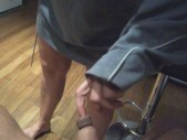Free porn pics of rhino dicklet being tied measured and talked about 1 of 117 pics