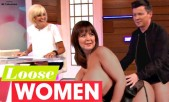 Free porn pics of Loose Women - daytime TV fakes 1 of 7 pics