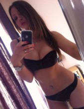 Free porn pics of My Selfies - Enjoy My Tits, Nips in Black Lingerie (Set XXXIII) 1 of 12 pics