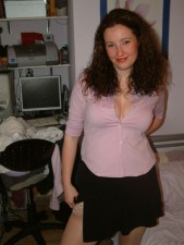 Free porn pics of Brunette Spiral Perm 1 of 16 pics